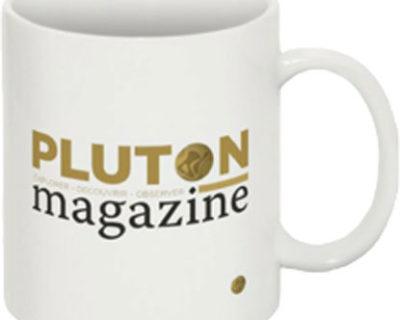 Mug Pluton Magazine