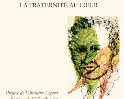 René Guy Cadou, la fraternité au cœur, de Jean Lavoué, Préface de Ghislaine Lejard