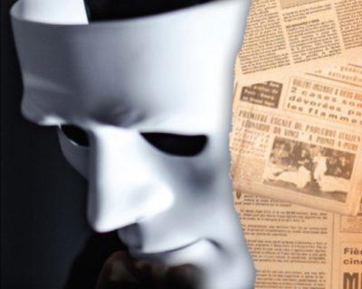 Le ballet des masques- Serge Urgin