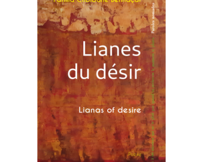 Lianes du désir, Lianas of desire, Fatima Chbibane Bennaçar
